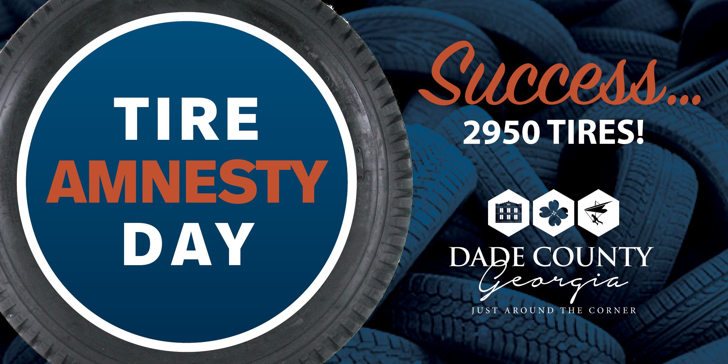 Tire Amnesty 2019 Success