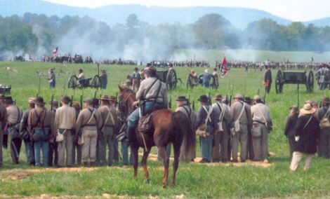 Chickamauga Soldiers